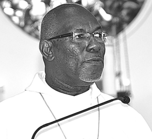 The Rt. Revd L. Errol Brooks, OBE, JP, BA, Th.M.